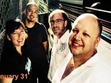 Pixies play DPAC on Jan. 31, 2014. (Image from DPAC)