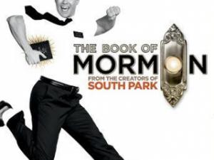 Book of Mormon at the DPAC (Image from DPAC)