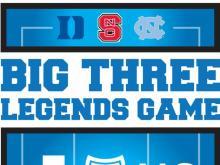 Big 3 Legends Game