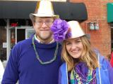 wake forest mardi gras 2014