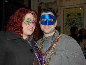 Durham Mardi Gras 2014