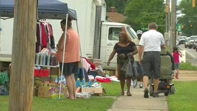'Endless Yard Sale' expands this year