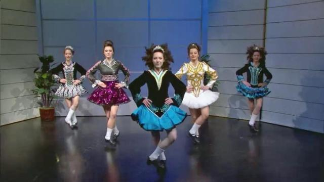 Traditional Irish dance finds Raleigh fans