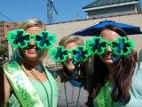 St. Patrick's Day Raleigh