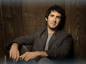Josh Groban (Image from Ticketmaster.com)