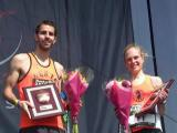 Winners of the Rock 'n' Roll Marathon
