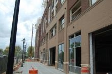 Tupelo Honey Cafe will be moving into the lower-level of the 401 Oberlin apartment complex in Raleigh in late fall 2014.