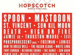 Hopscotch 2014 lineup