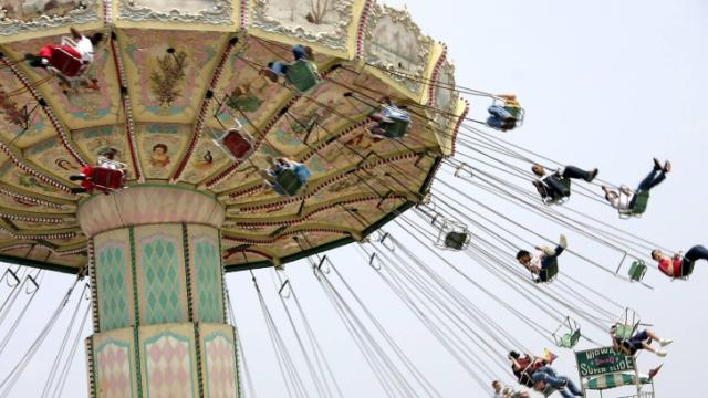 Fort Bragg Fair (Image from Facebook)