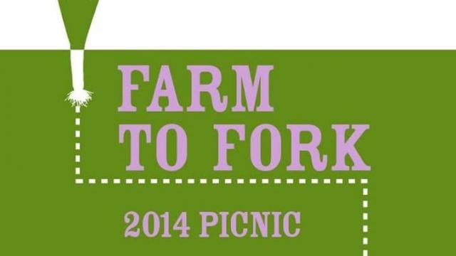 Farm to Fork 2014 (Image from Facebook)
