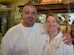 La Farm Bakery's Lionel and Missy Vatinet