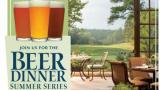 Beer Dinner Summer Series