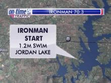 IRONMAN 70.3 Raleigh to force some street closures