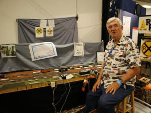 Inventors of all types showed their hobbies and projects at Maker Faire NC. (Photo courtesy Tony Rice)