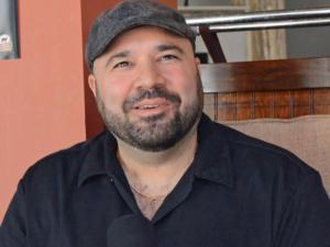 Meet Driftwood Southern Kitchen's Nunzio Scordo, who will compete in the 2014 Fire in the Triangle.