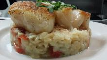 A look at the cuisine at The Oak off of Lake Boone Trail in Raleigh. (Courtesy of The Oak)