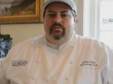Fire in the Triangle: Meet Carolina Crossroads' chef