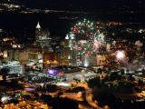 Raleigh July 4th Fireworks 2014