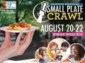 Downtown Fayetteville Small Plate Crawl