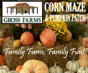 Gross Farms Corn Maze and Pumpkin Patch