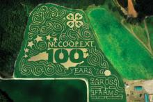 Gross Farms Corn Maze