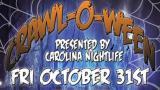 Carolina Nightlife Crawl-O-Ween