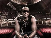 Dave Chappelle (Image from Ticketmaster)