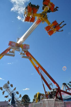 Food and rides are a huge attraction at the N.C. State Fair.