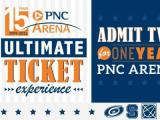 Ultimate Ticket Experience contest PNC Arena