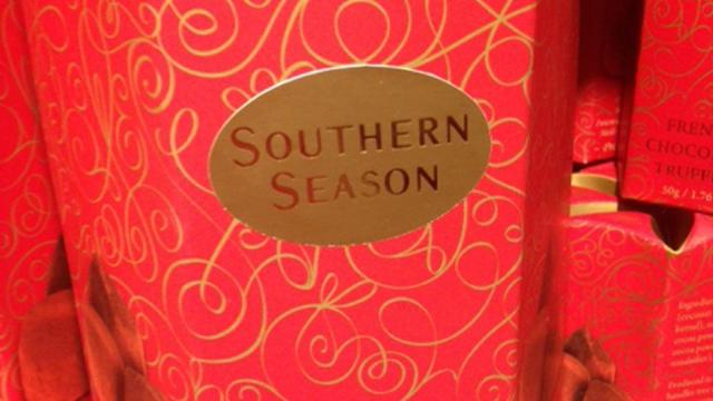 Southern Season offers some very tasty options for holiday gifts.