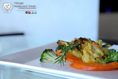 Azitra Restaurant (Image from Triangle Restaurant Week)