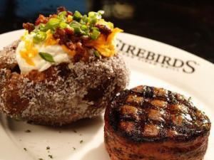 Firebirds Wood Fired Grill (Triangle Restaurant Week)