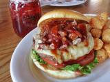 Bad Daddy's serves up Super Bowl Smokehouse Burger