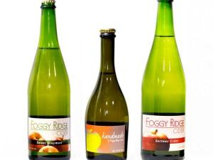 Foggy Ridge Cider (Image from Durham Magazine)