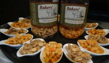 Competition Dining: Battle Baker�s Peanuts