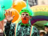 2015 Raleigh St. Patrick's Day parade