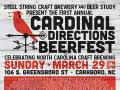 Cardinal Directions Beer Festival