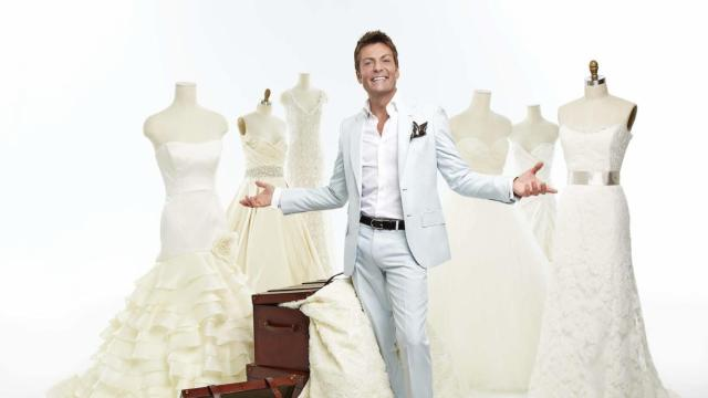 "Randy Fenoli, star of TLC's ""Say Yes to the Dress,"" will be at the Southern Women's Show in Raleigh April 24-26, 2015. (Photo courtesy of TLC)"