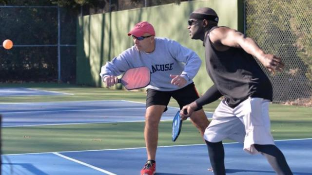 Method Road Park Pickleball courts (Image from USAPA)