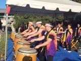 Japanese drummers beat pace for Rock 'n' Roll Marathon