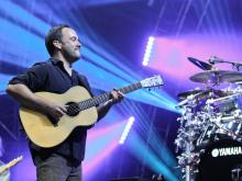 Dave Matthews Band plays at Walnut Creek Amphiteatre on May 22, 2015.