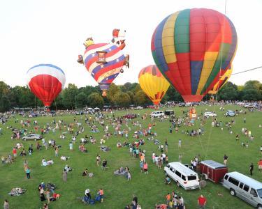 2015 WRAL Freedom Balloon Fest