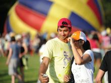 Photos from the inaugural Freedom Balloon Festival, held in Zebulon from May 22-24, 2015.
