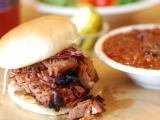 City BBQ sandwich