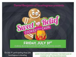 'Cookies for a Cause' fundraiser is Friday