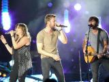 Lady Antebellum at Walnut Creek Amphitheater