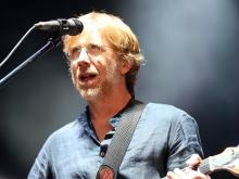 Phish rocked Walnut Creek Amphitheatre on Friday, August 14, 2015 in Raleigh, NC.