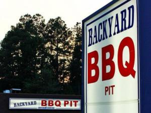 Backyard BBQ Pit inside Durham (Facebook)