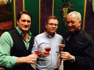 Rudi Ghequire of Rodenbach Brewery