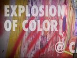 EXPLOSION of Color at CAM